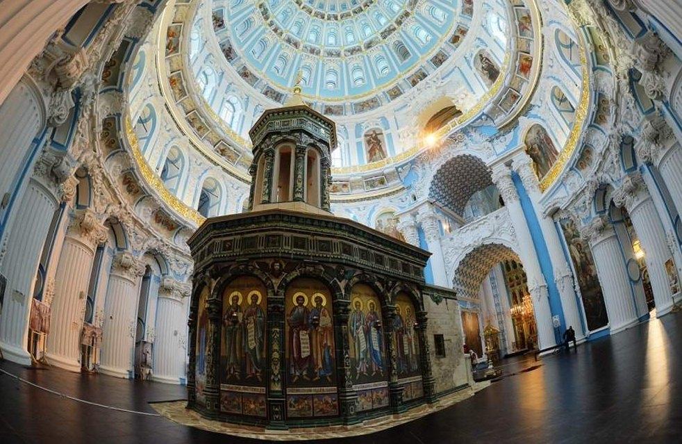 Центр Храма