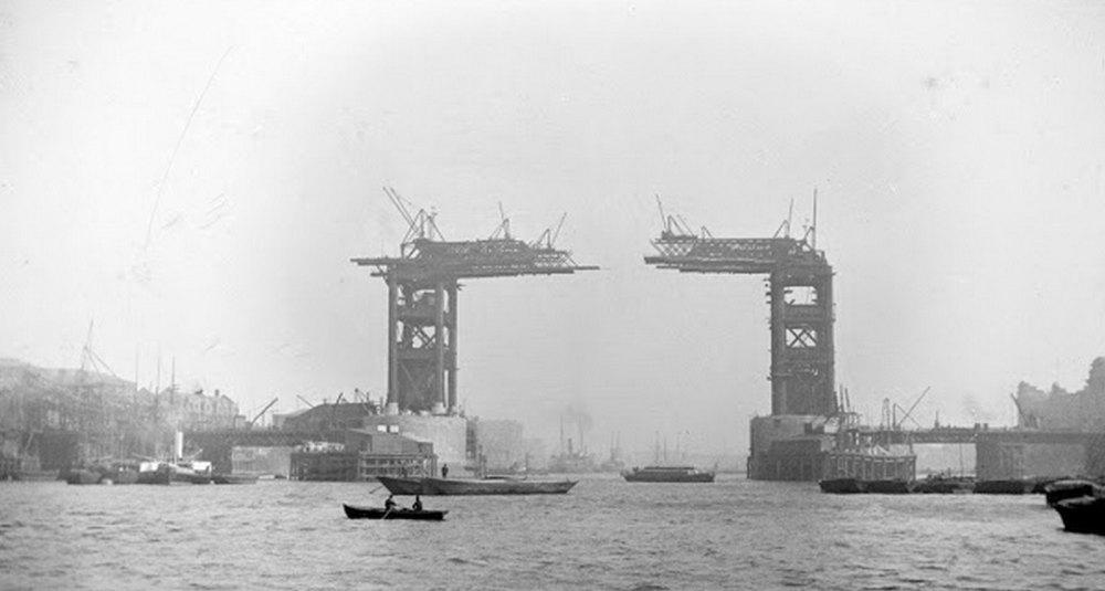 Строительство моста