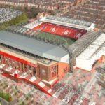 Стадион «Эндфилд» — футбольная арена клуба «Ливерпуль»