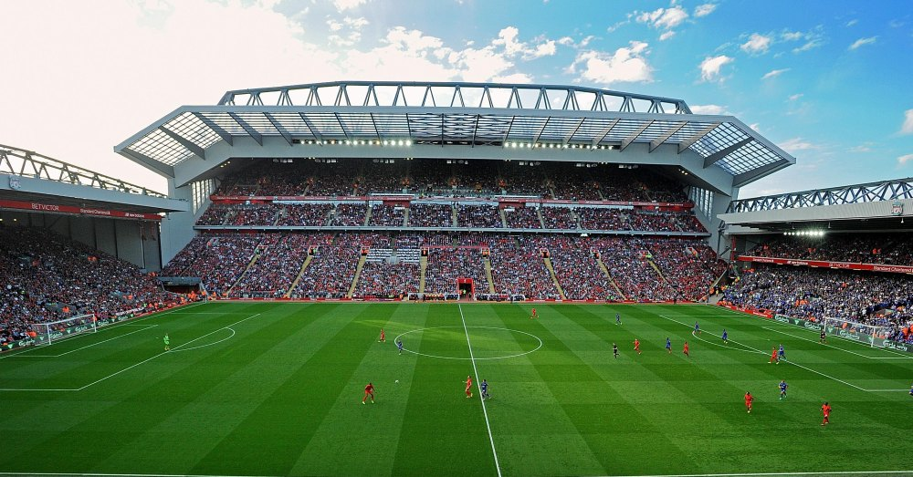 Футбольное поле сегодня