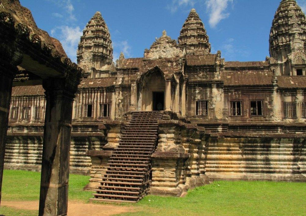 Ангкор Ват – символ Камбоджи