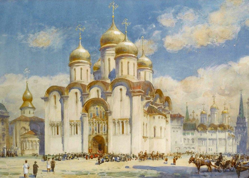 Собор князя Ивана III