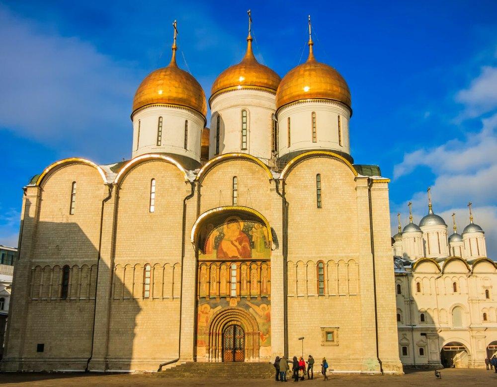 Роспись, образ Владимирской Богоматери