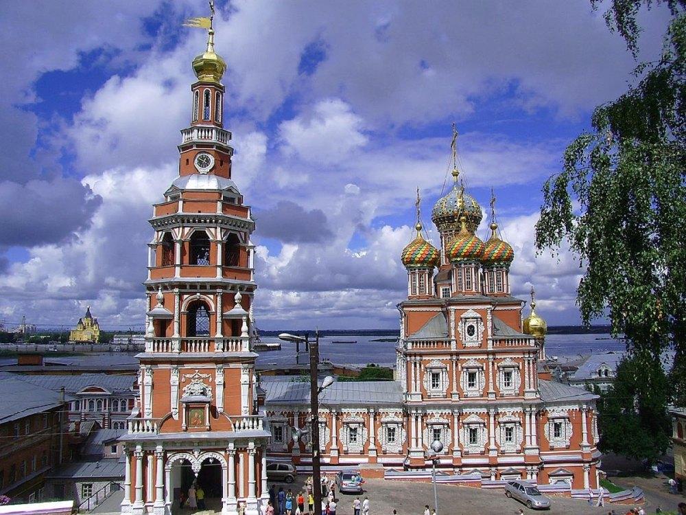 Храм Собора Пресвятой Богородицы