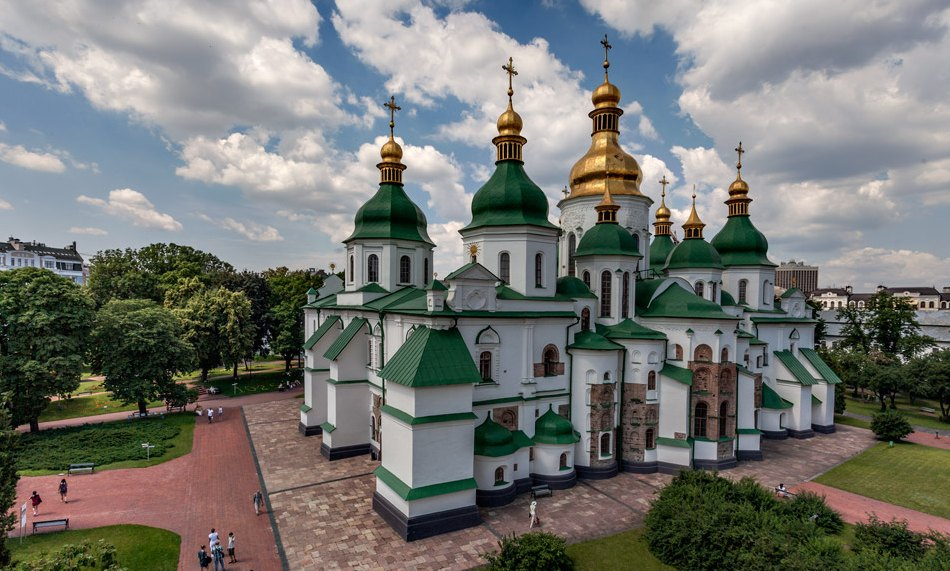 Софийский храм в Киеве