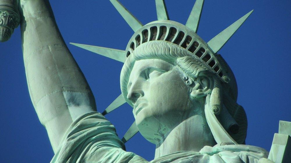 Корона Статуи Свободы