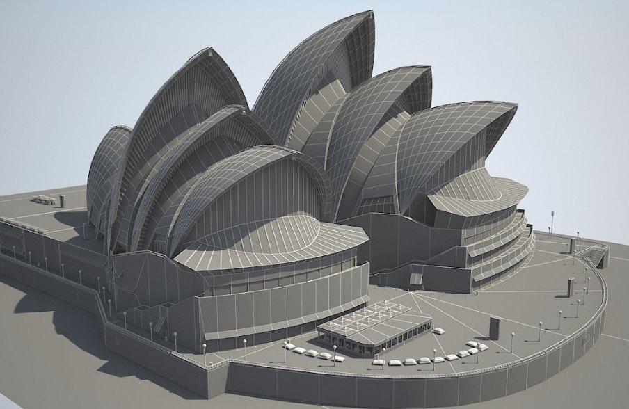 Проект Сиднейской оперы