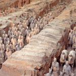 Терракотовая армия императора Цинь Шихуан-ди