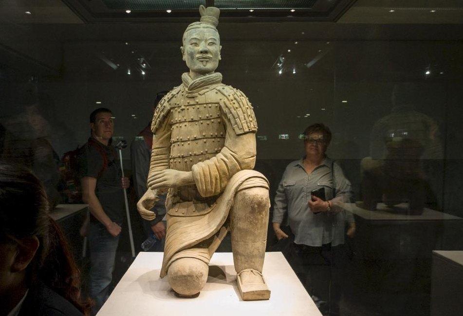 Свидетель правления Цинь Шихуан-ди