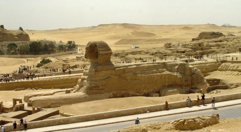 Лев олицетворял фараона