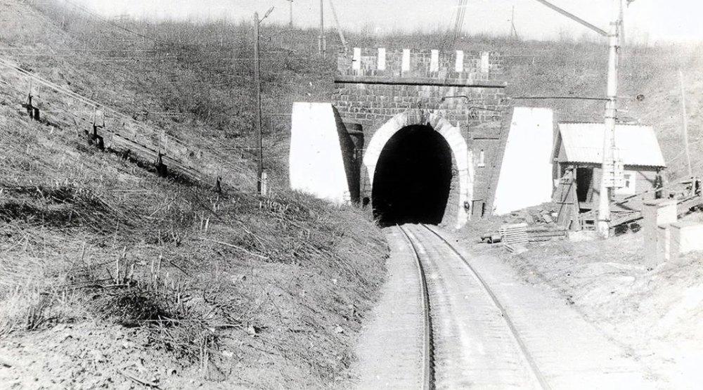 Еще действующий тоннель