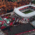 Стадион «Локомотив» в Москве