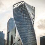 Башня «Эволюция» – многофункциональный небоскреб комплекса «Москва-Сити»