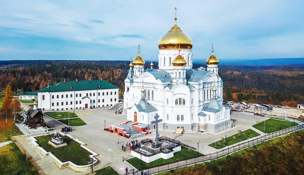Белогорский Свято-Николаевский православно-миссионерский мужской монастырь