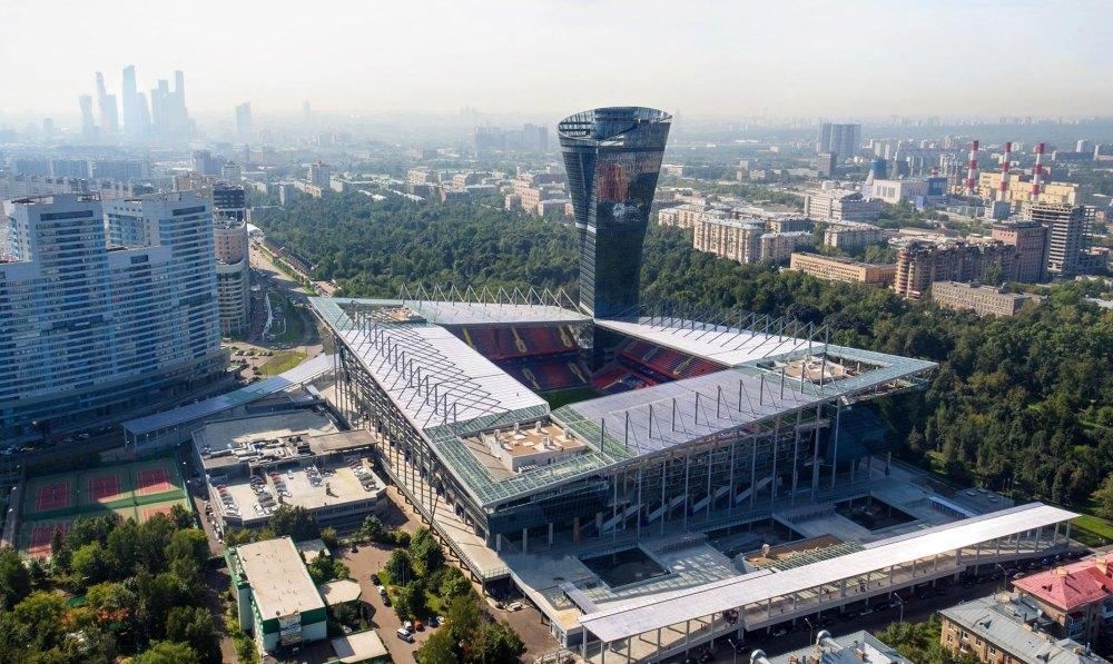 Стадион ЦСКА в Москве