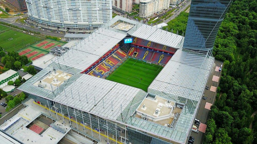 «ВЭБ Арена» – стадион ЦСКА