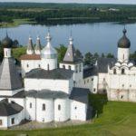 Ферапонтов монастырь в Вологодской области