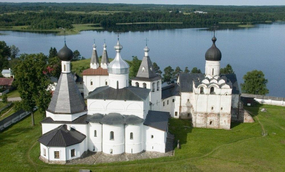 Ферапонтов монастырь, общий вид