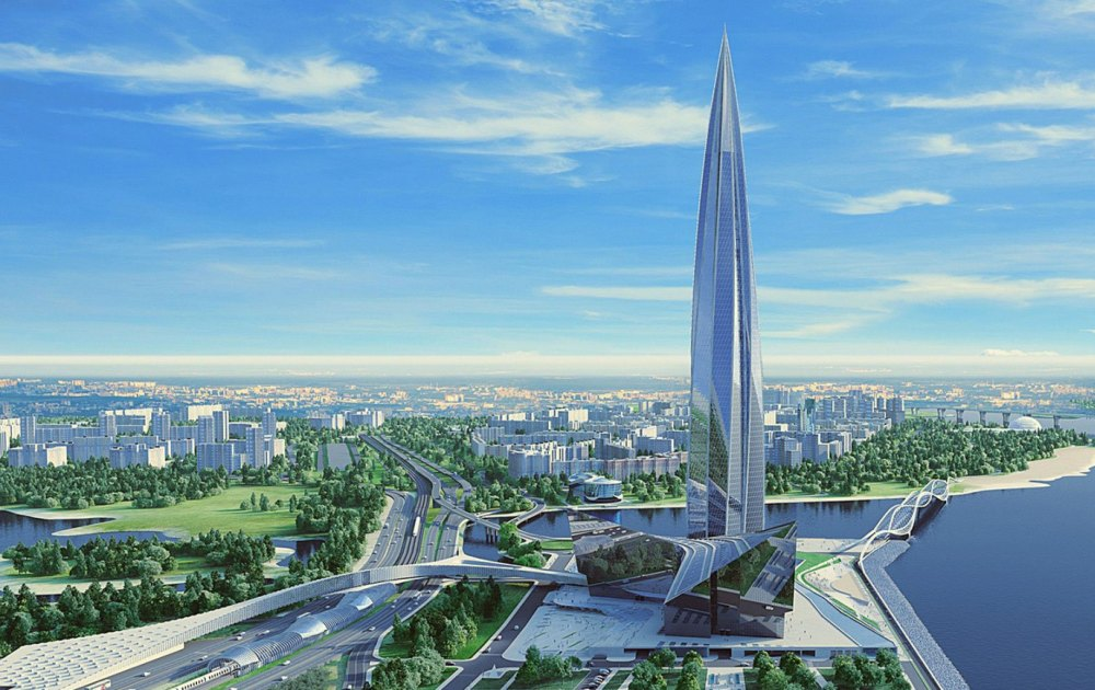 Площадь комплекса 400 000 кв. м