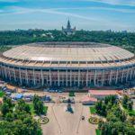 Стадион «Лужники» в Москве