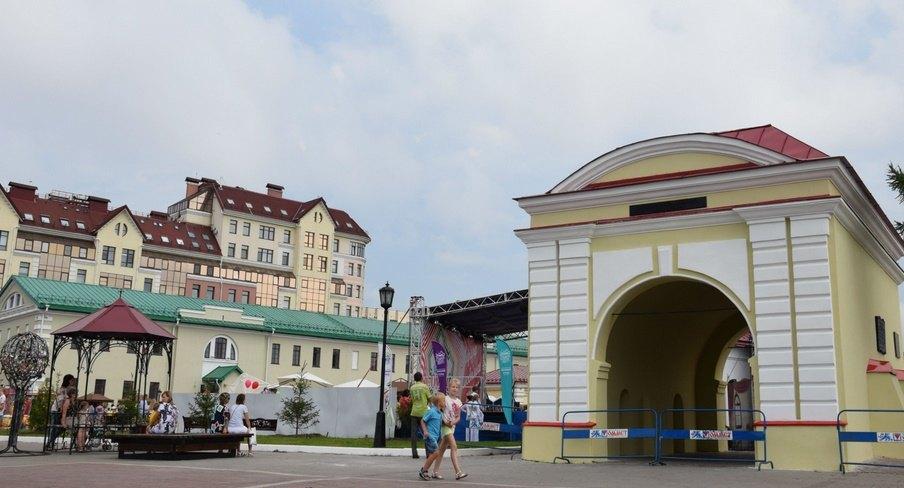 Омская крепость в наши дни