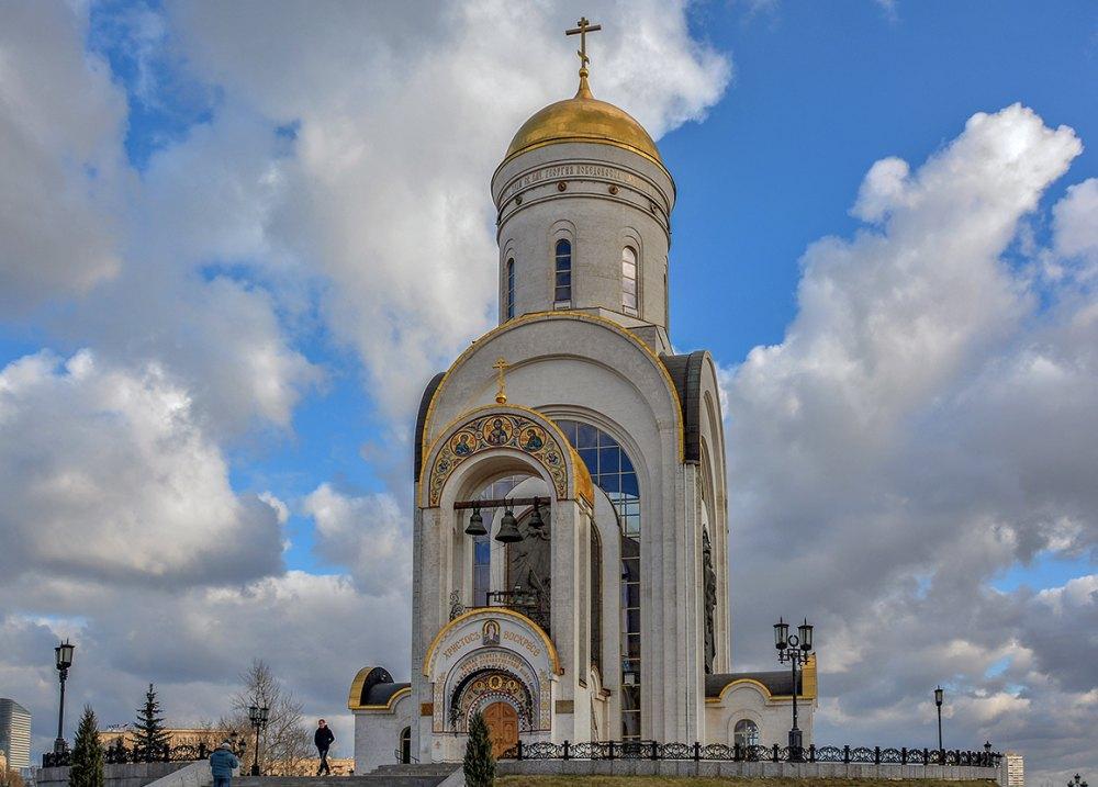 Храм на Поклонной горе
