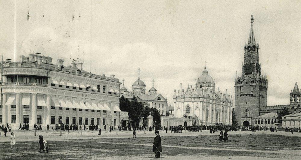 Начало 20 века, царская Россия