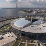 «Зенит Арена» – стадион в Санкт-Петербурге
