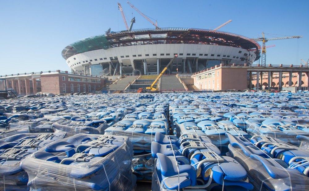 Завершение строительства в 2017 году