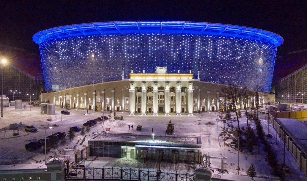 Сочетание современности и узнаваемости старого стадиона