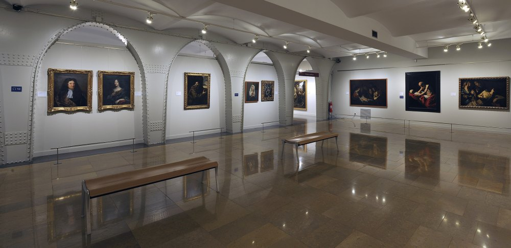 Музей при монастыре