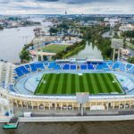 Стадион «Петровский» в Санкт-Петербурге