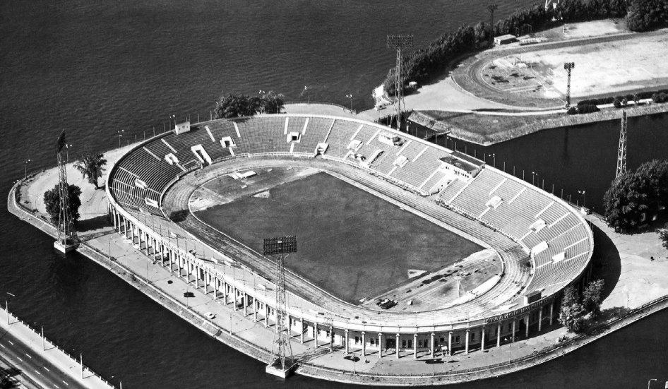 Стадион имени В. И Ленина, 1976 год