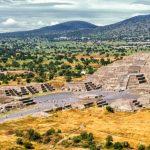 Теотиуакан – древний покинутый город