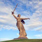 Памятник «Родина-мать зовет»
