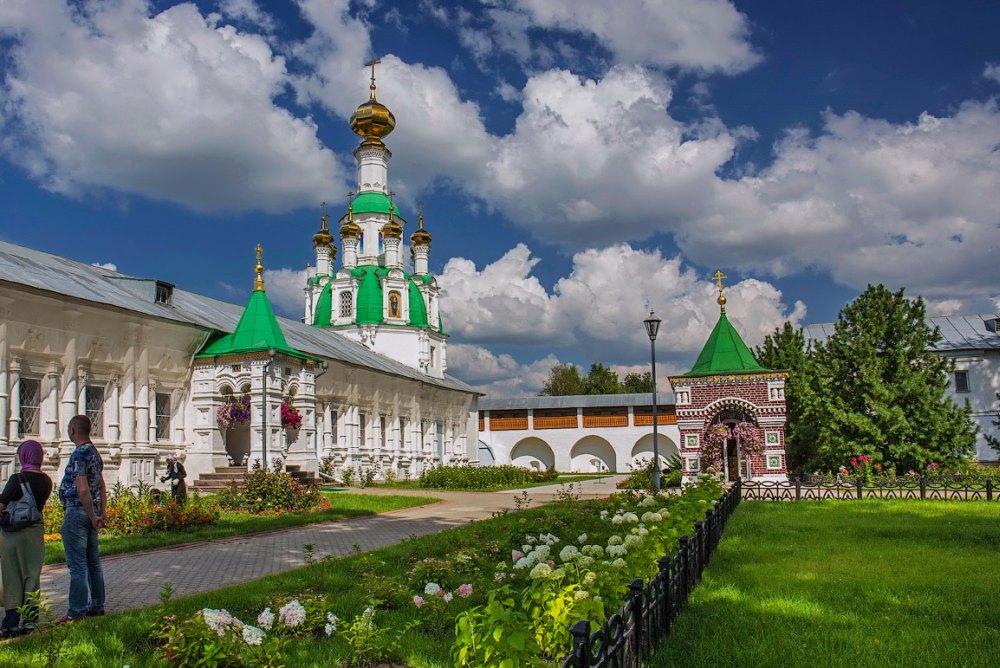 Толгский монастырь сегодня
