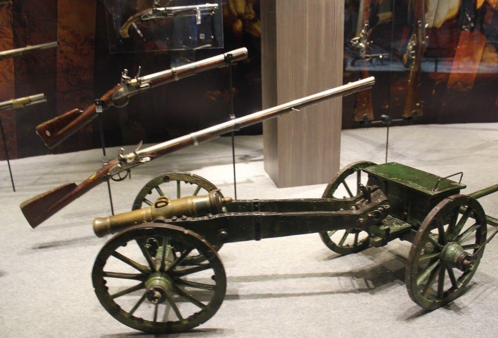 Миниатюры старинного оружия