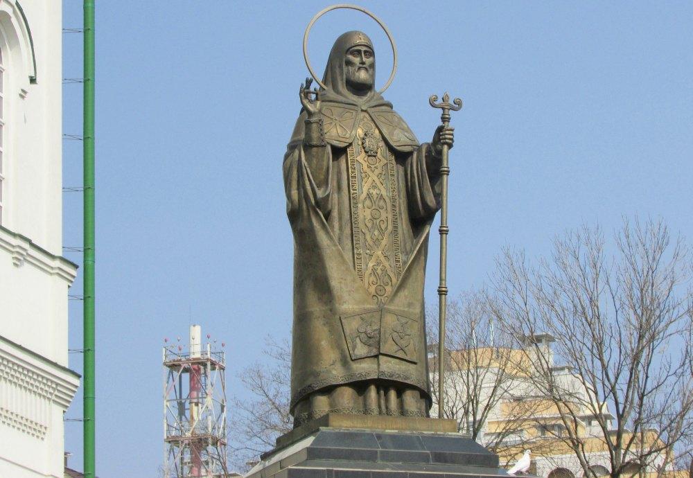 Памятник святителю Митрофану