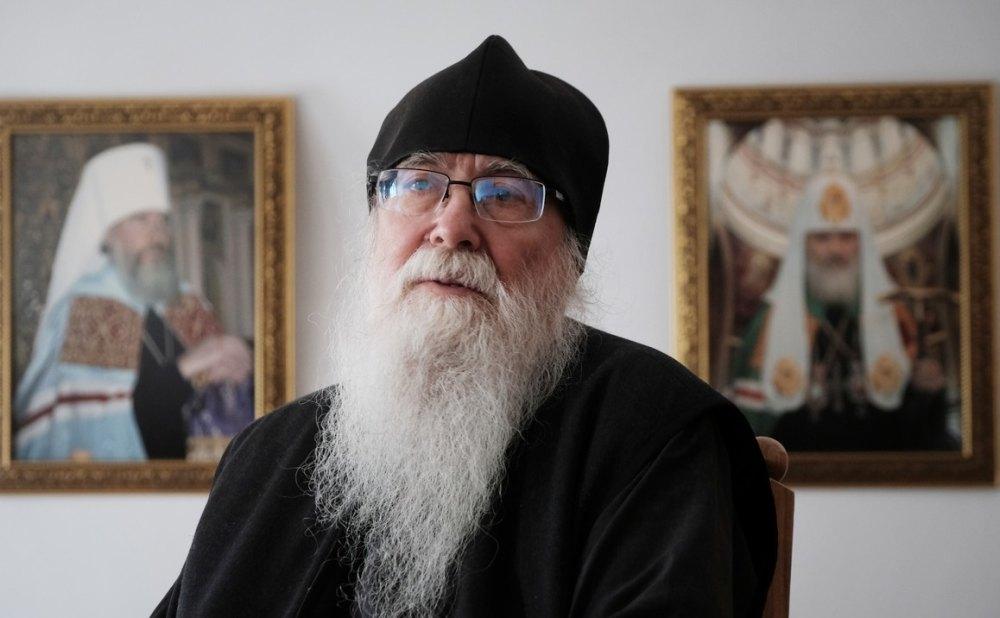 Духовник Отец Власий Пафнутьев-Боровского монастыря