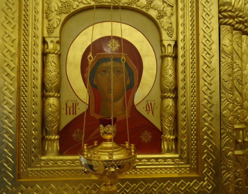 Икона монастыря