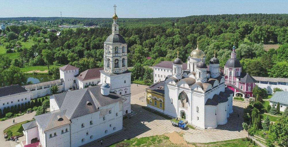 Ансабль Боровского монастыря