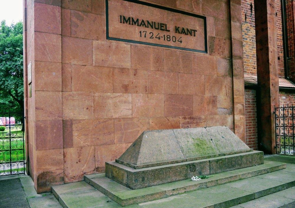 Захоронение Иммануила Канта