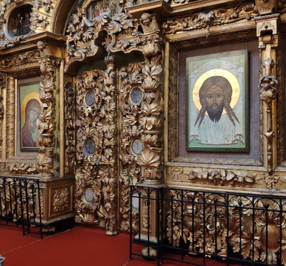 Иконы Церкви Покрова Пресвятой Богородицы