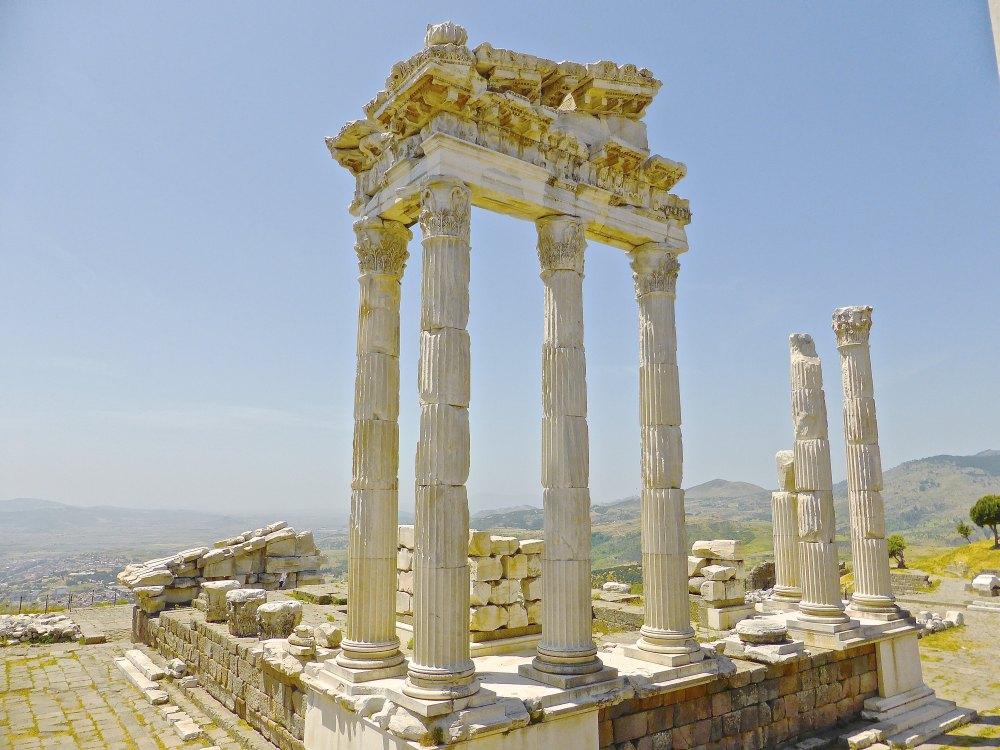 Развалины греческого поселения