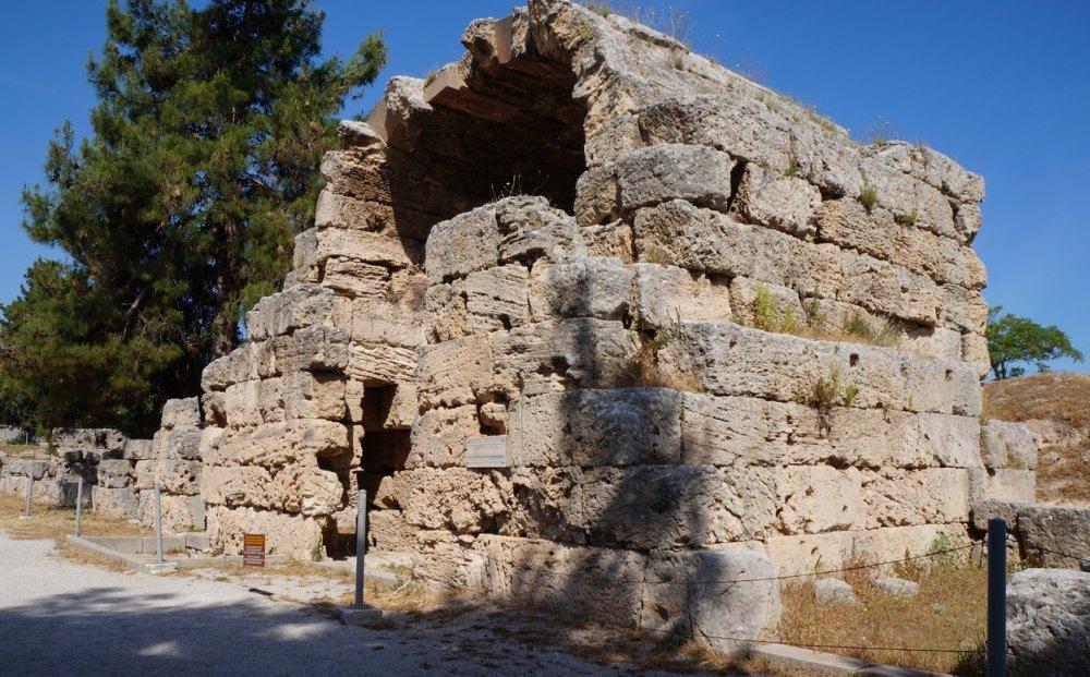 Руины храма богини Афродиты