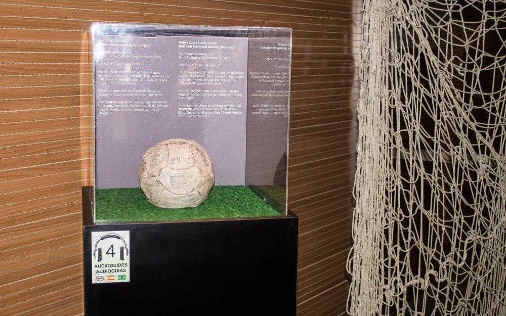 Вошедший в историю мяч