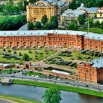 Артиллерийский музей в Санкт-Петербурге