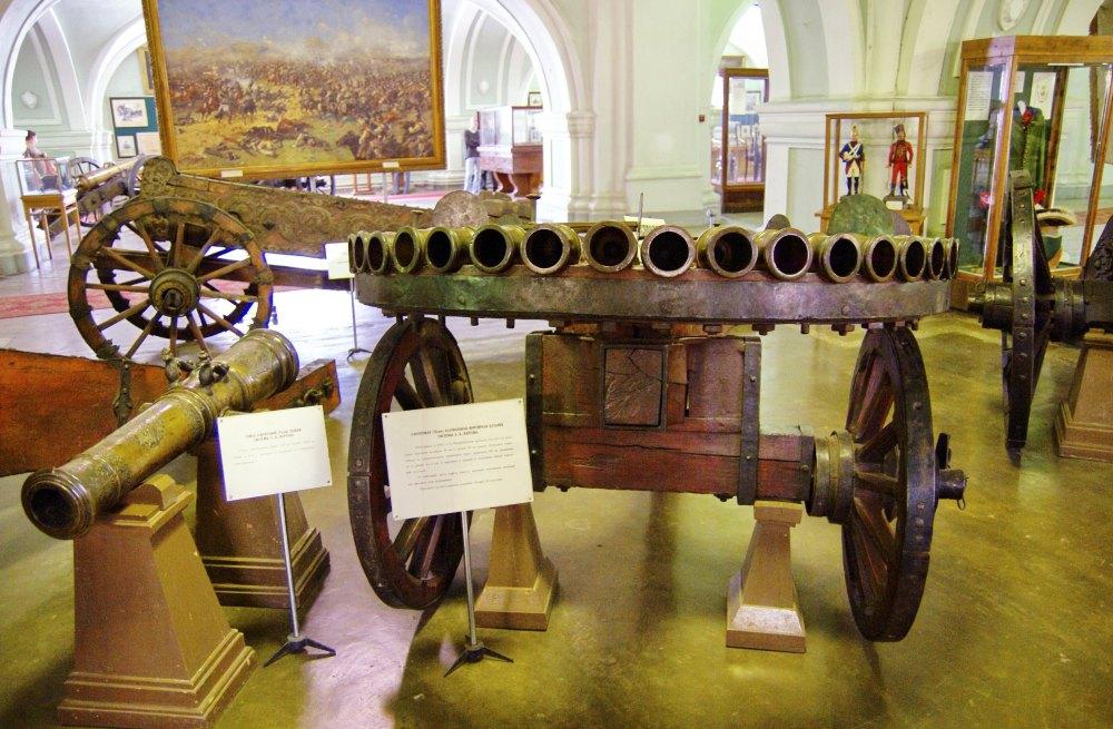 Пушка Петра I