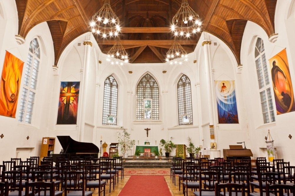 Молельный зал