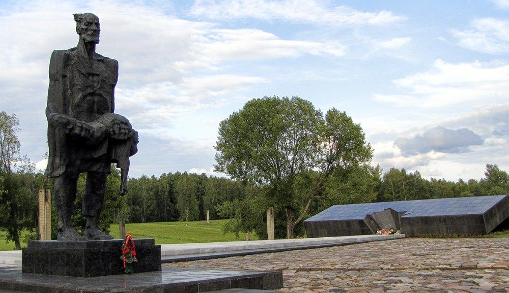 Бронзовая скульптура, собирательный образ крестьянина